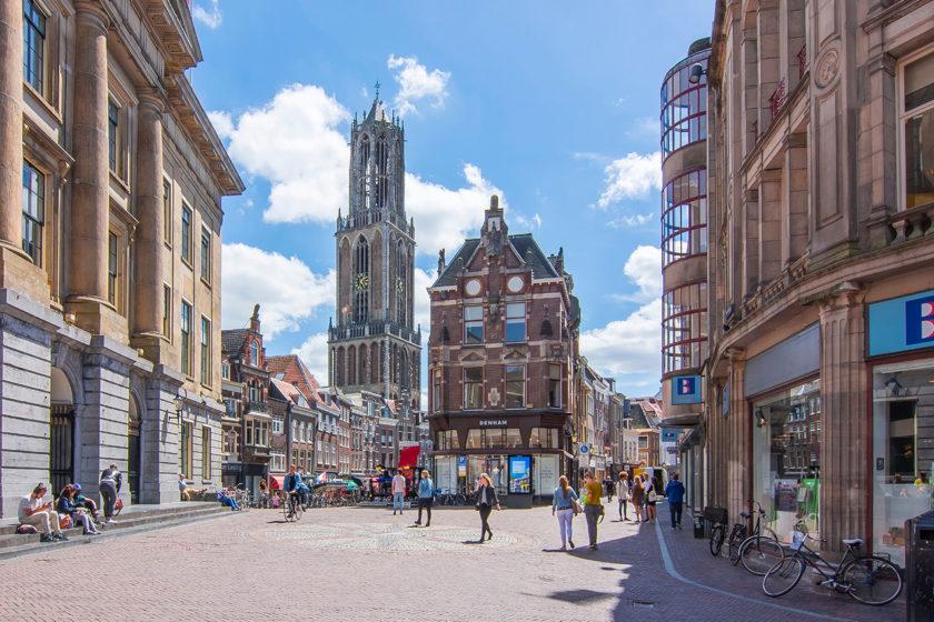 Foto vestiging Utrecht
